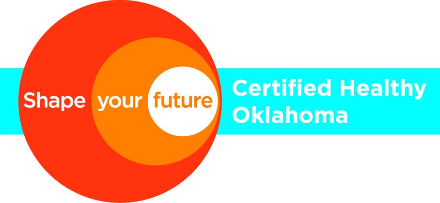 Certified Healthy Oklahoma logo