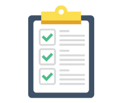 Check Off Form Icon