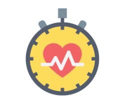 Health Alarm Icon