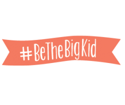 Be the Big Kid Icon