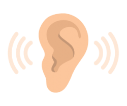 Hearing Icon